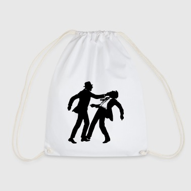 gangster - Drawstring Bag
