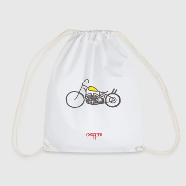 chopper - Drawstring Bag