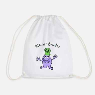 Little Brother Little brother - Drawstring Bag