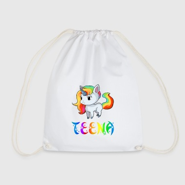 Teen Unicorn Teena - Gymbag