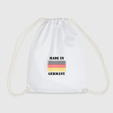 Germany Germany made in germany - Drawstring Bag
