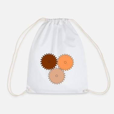 Dental dental raeder - Drawstring Bag