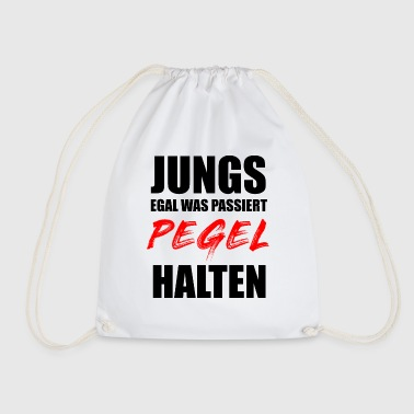 Mallorca Malle Party Crew Drinking Suff Alcohol - Drawstring Bag