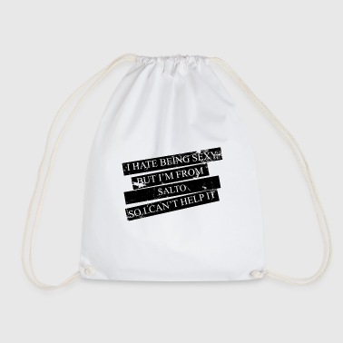 Motive for cities and countries - SALTO - Drawstring Bag