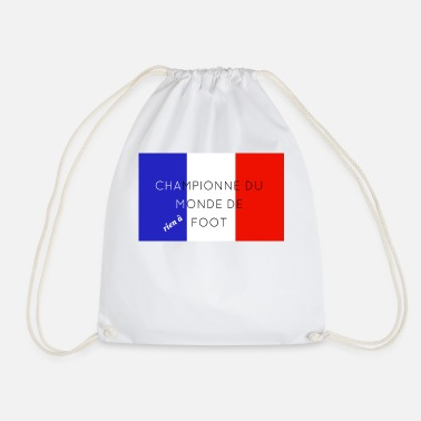 World Champion World Champion - Drawstring Bag