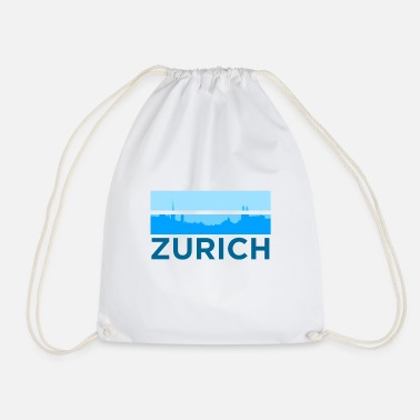Zurich City Shirt - Turnbeutel