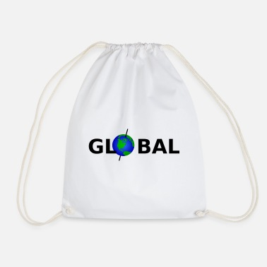 Global Global - Turnbeutel