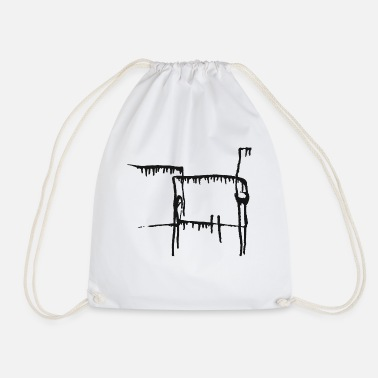 Shitholeshirt # 5 - Drawstring Bag