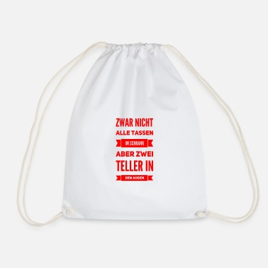 Safer Use Parts part of drugs | Druff Druffie Techno Gifts - Drawstring Bag