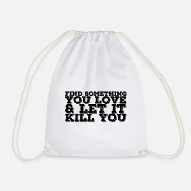 Motto Motto - Drawstring Bag