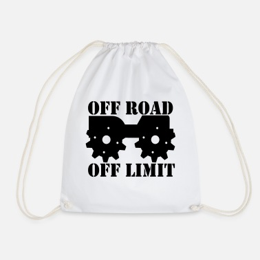 Off Off Road Off Limit - Gymbag
