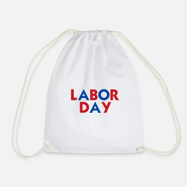 Day Labor day - Sac à dos cordon
