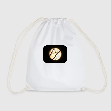 Moon moon - Drawstring Bag