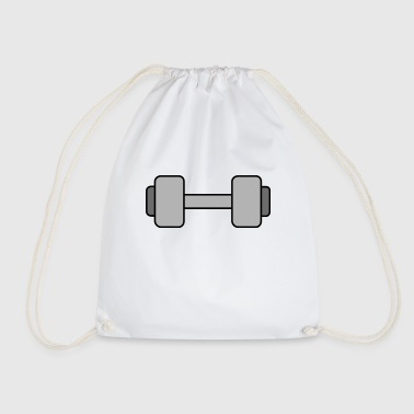 Dumbbells dumbbell - Drawstring Bag