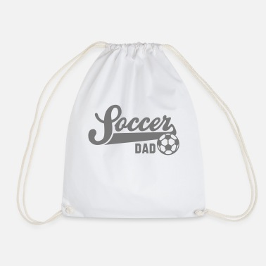 Football Underwear Soccer DAD - Drawstring Bag