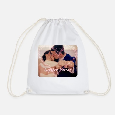 Wedding Contest wedding - Drawstring Bag