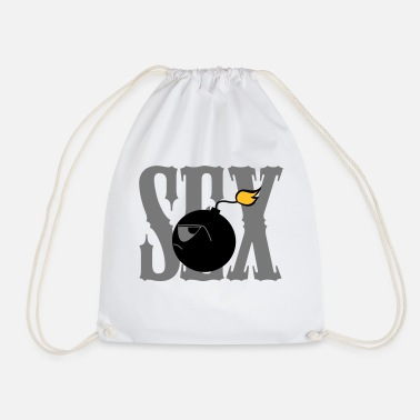 Sex Bomb sex bomb - Drawstring Bag