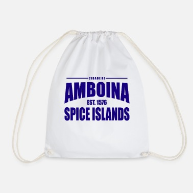 Established Cidade de Amboina - Blue - Gymtas