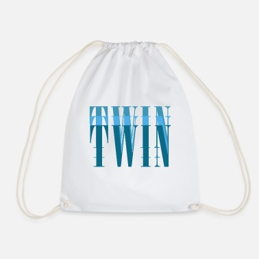 Twin twin - Turnbeutel