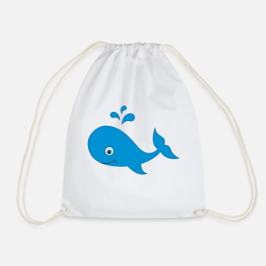 Wale wale - Drawstring Bag
