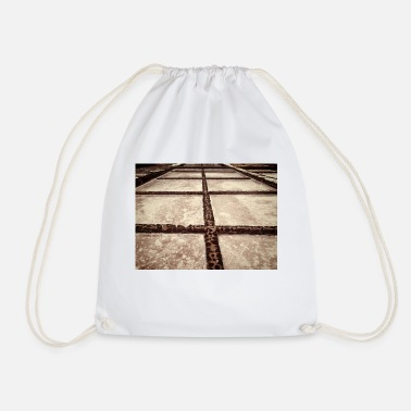 Salt salt - Drawstring Bag