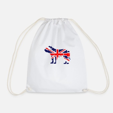 British British Bulldog - Drawstring Bag