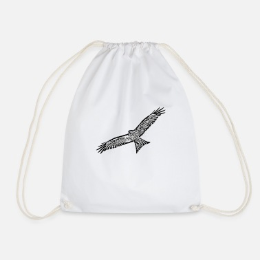 Bird Of Prey Bird of prey - Drawstring Bag
