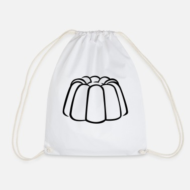 Pudding Pudding - Drawstring Bag