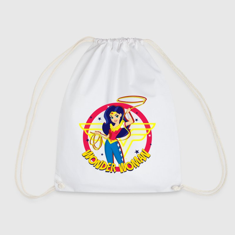 DC Super Hero Girls Wonder Woman Lasso Magique - Sac de sport léger