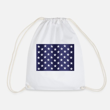 Stars And Stripes Stars and Stripes - Drawstring Bag
