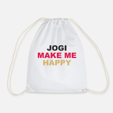 Jogi Jogi make us happy! - Drawstring Bag