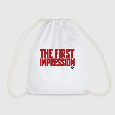 The first - Drawstring Bag