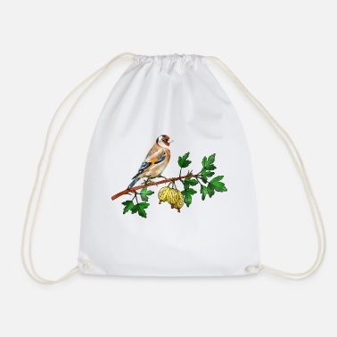 Bird Bird - Drawstring Bag