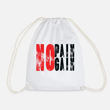 No Pain No Gain no pain no gain - Sac de sport léger