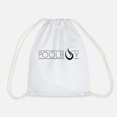 Pool Poolboy Pool Pool - Sac de sport léger