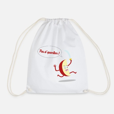 Neighborhood No neighborhood! - Drawstring Bag