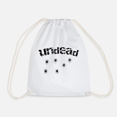 Undead undead - Drawstring Bag
