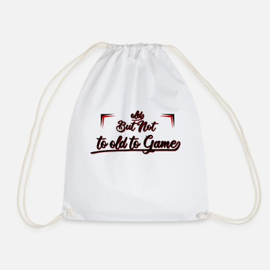 olt but not - Drawstring Bag