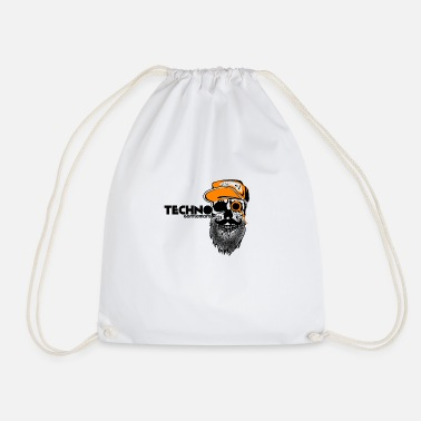 Techno Gentleman's - Drawstring Bag