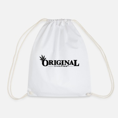 Original Grow Flow® LOGO FAT - Drawstring Bag