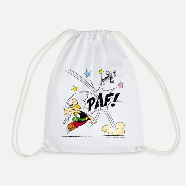 Asterix And Obelix Asterix & Obelix - Asterix fist - Drawstring Bag