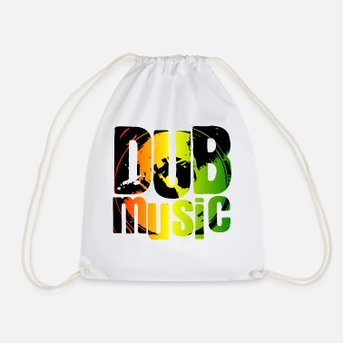 Dub Dub music - Drawstring Bag
