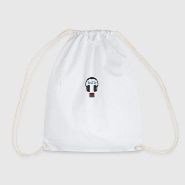 djd logo 3 - Drawstring Bag