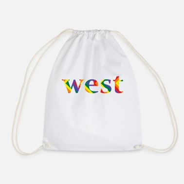 West west - Drawstring Bag