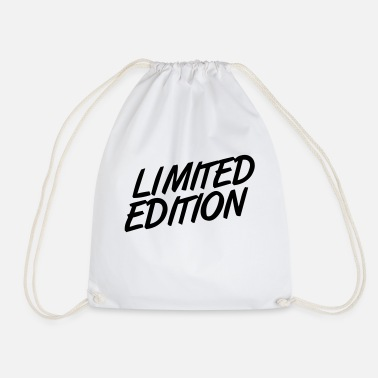 Limited Edition Logo Cool Limited Edition Logo - Sac à dos cordon