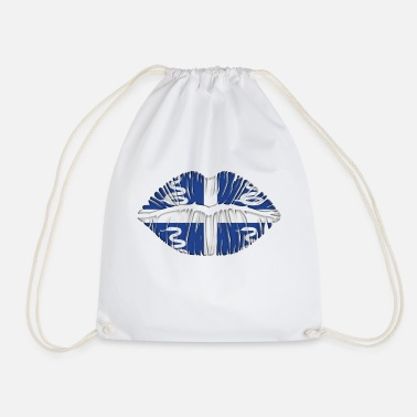 Country Kiss martinique - Drawstring Bag