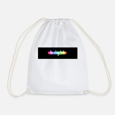 Bright bright - Drawstring Bag
