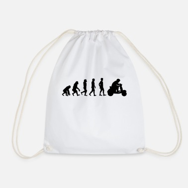 Scooter Driver Evolution scooter driver - Drawstring Bag