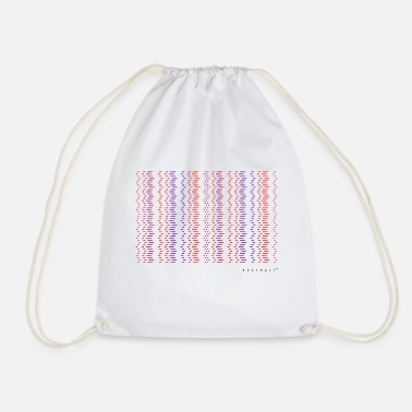 Abstract abstract - Drawstring Bag