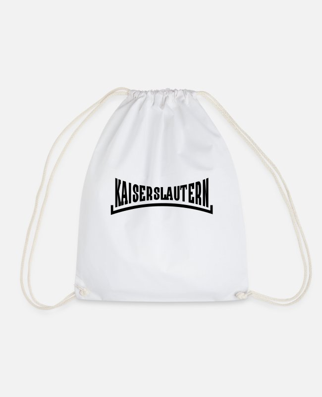 Town Bags & Backpacks - kaiserlautern - Drawstring Bag white